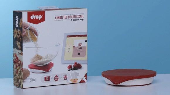 kitchen gadgets drop scale 1
