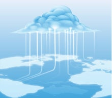 Securing applications in the public cloud