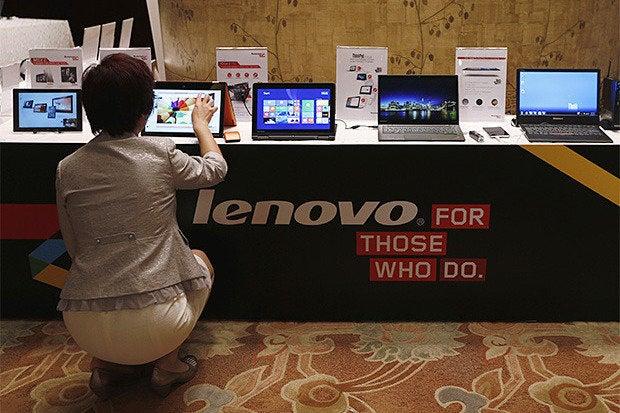 lenovo tablet display