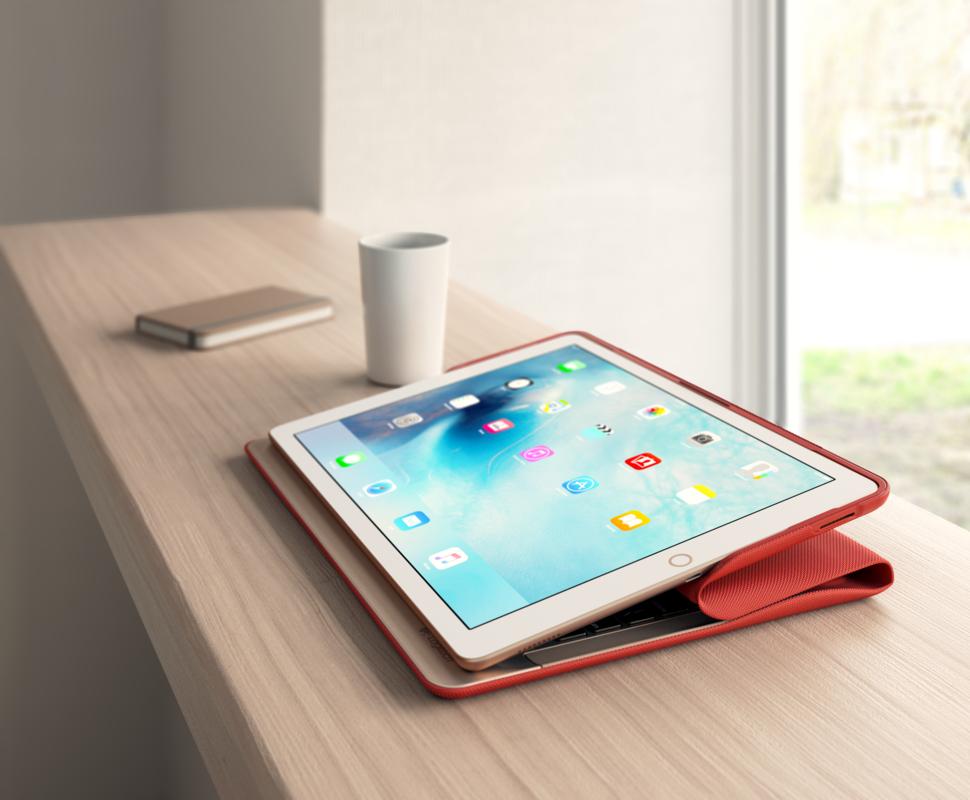 Logitech Create review: Bulky iPad Pro keyboard case has