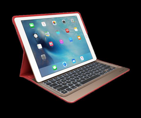 Apple, iPad, iPad Pro, Logitech, iOS, Smart Connector, Keyboard, iPhone, wireless power