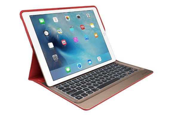 logitech create ipad