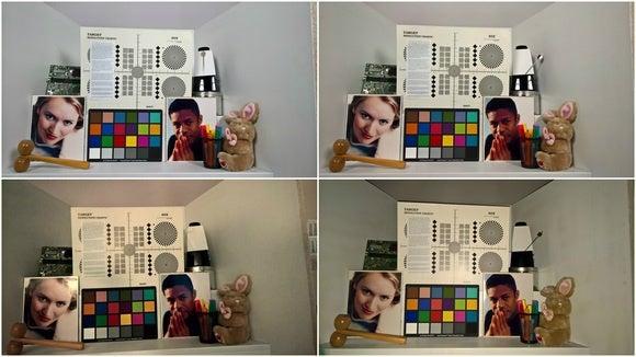 lumia 950 test shots collage