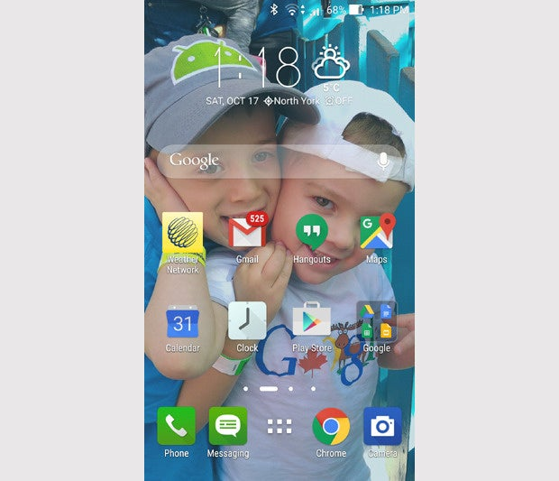 Matthew Izatt Home Screen