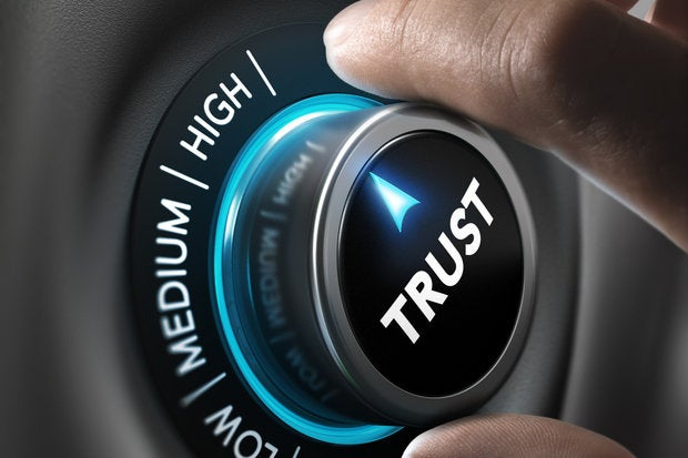 Why security is really all about trust