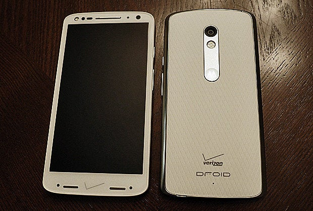 If you're reading this, Verizon's new Droid phones probably