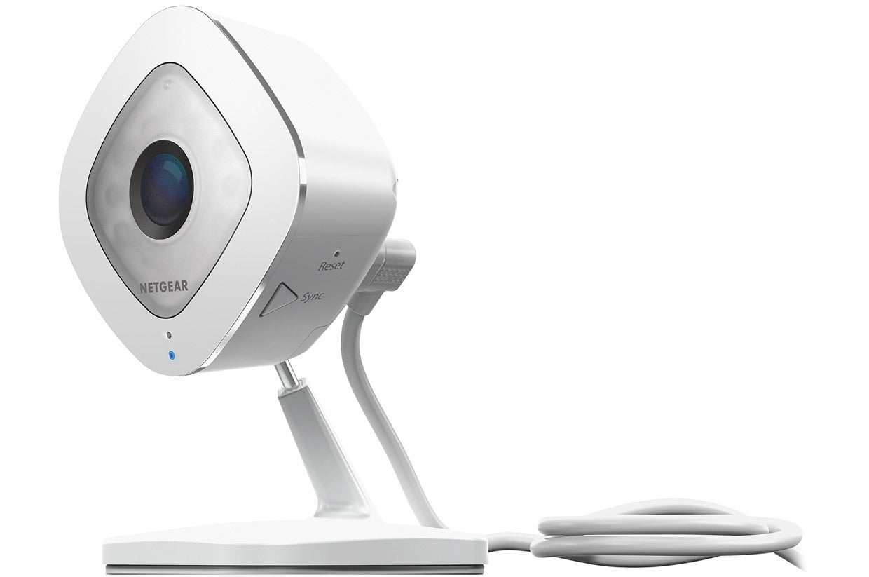 Netgear Adds Indoor Model To Its Arlo Home Security Camera