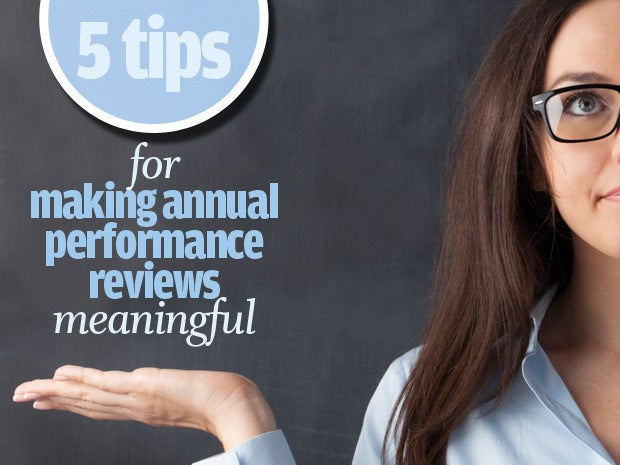new performance reviews