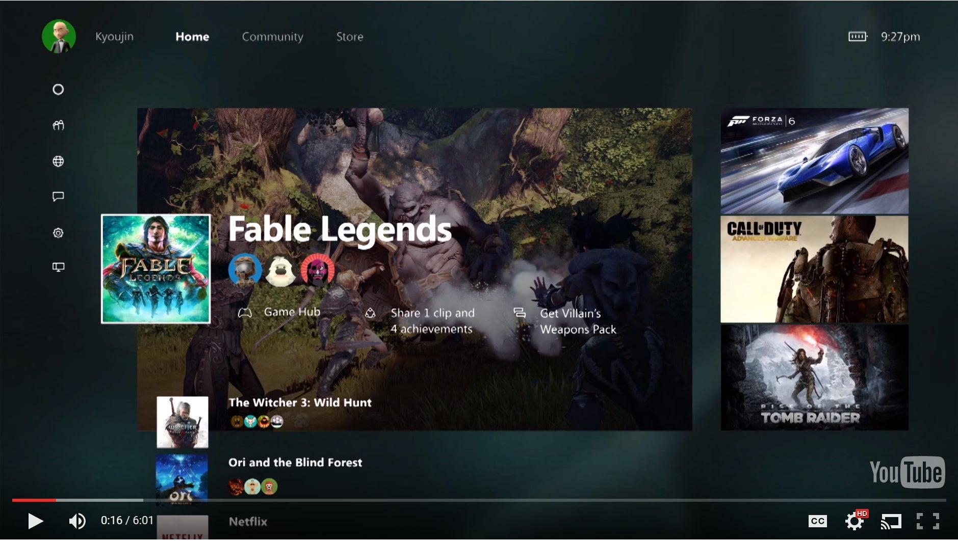 The New Xbox One Experience plays favorites, allowing titles