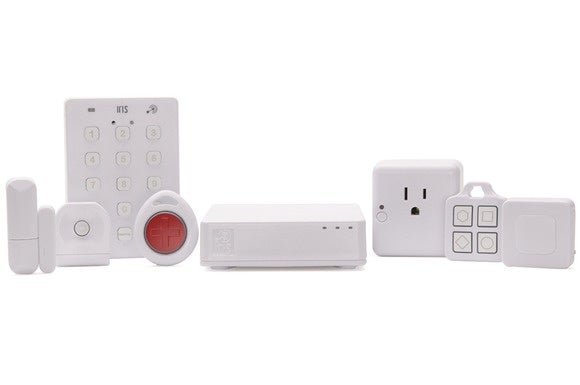 New Lowes Iris smart home system