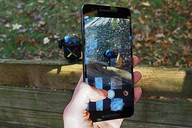 Nexus 6P Smart Burst