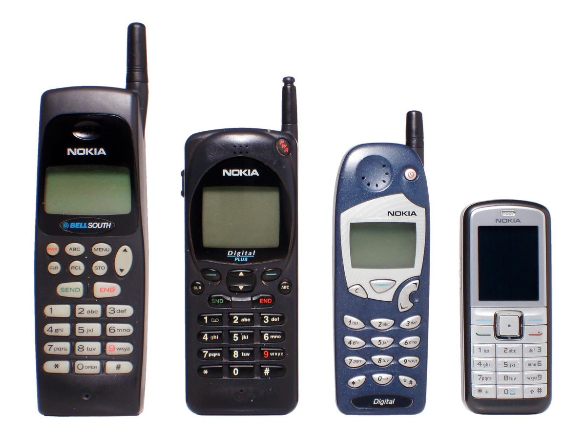 Old Nokia Phones Back In Fashion