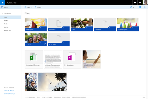 Microsoft caps OneDrive storage limits at 1TB for some
