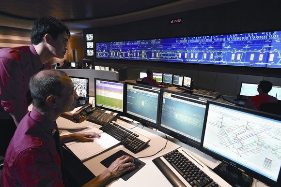 operations control centre at kim chuan depot61316