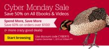 Best Black Friday tech books & video sales