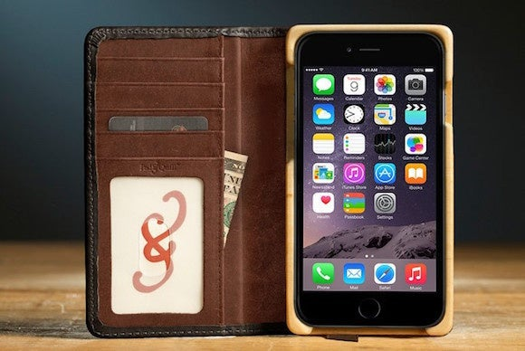 padandquill luxurybook iphone