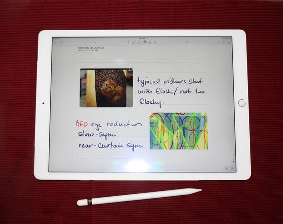 Drawing Straight Lines In Notability : Apple pencil review much sharper than the average smart