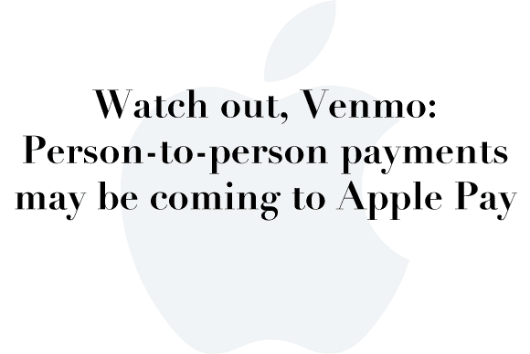 person to person apple pay