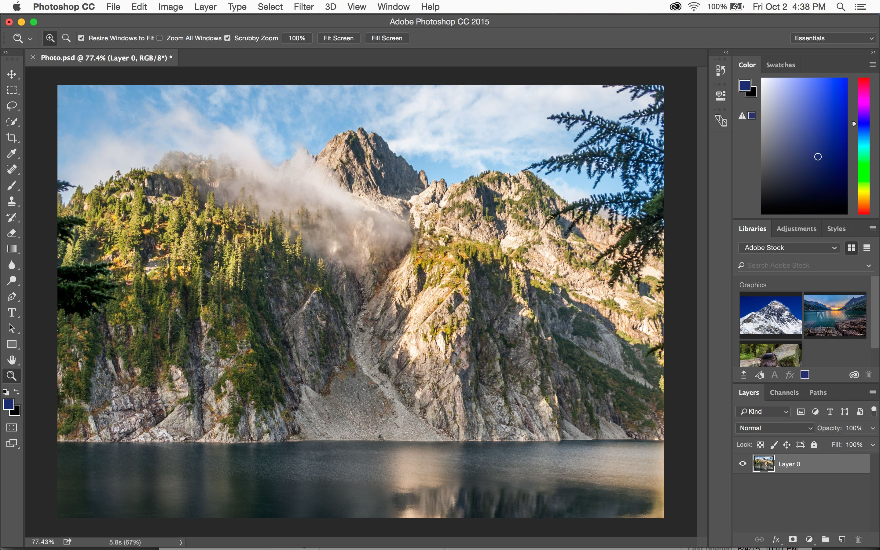 Adobe releases big updates to Photoshop and a new 3D character app, Fuse |  Macworld