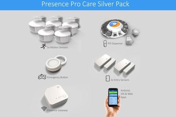 Presence Pro Silver