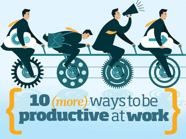 productivity boosts