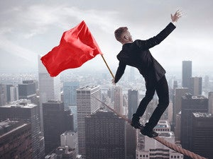 6 tips to identify project management red flags