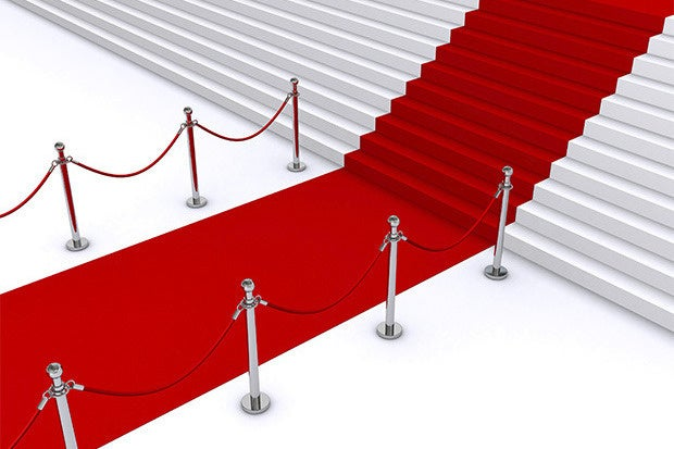 red carpet vip
