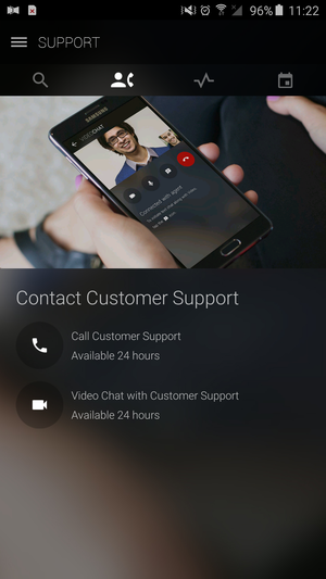 samsungplus customer support