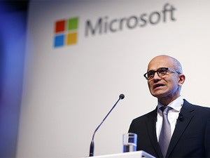 Microsoft CEO takes a collaborative approach to cybersecurity