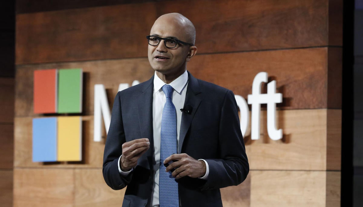 Microsoft touts new, holistic approach to enterprise security