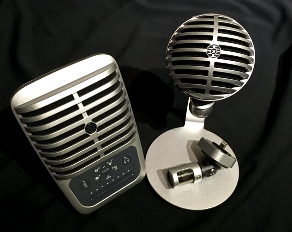 shure motiv mics roundup portable powerhouses for usb and ios macworld. Black Bedroom Furniture Sets. Home Design Ideas