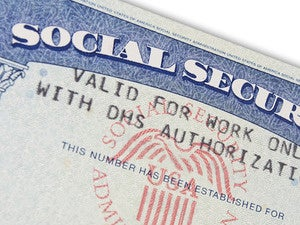 Replacing the Social Security Number