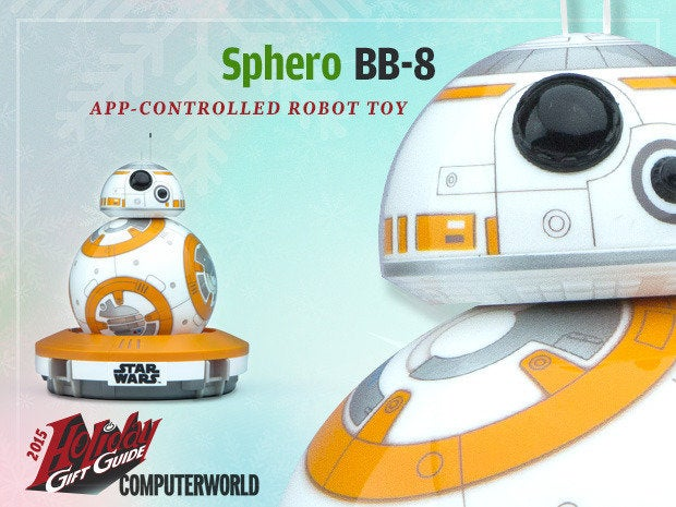Sphero BB-8 robot toy