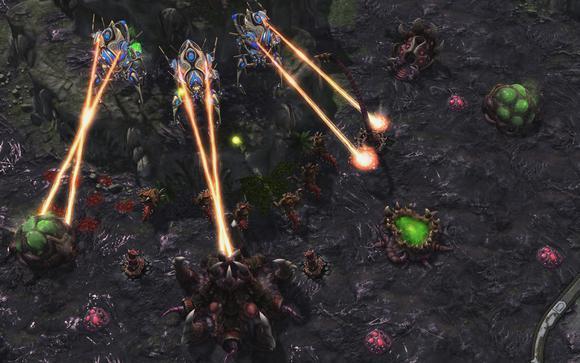 starcraft2 legacy
