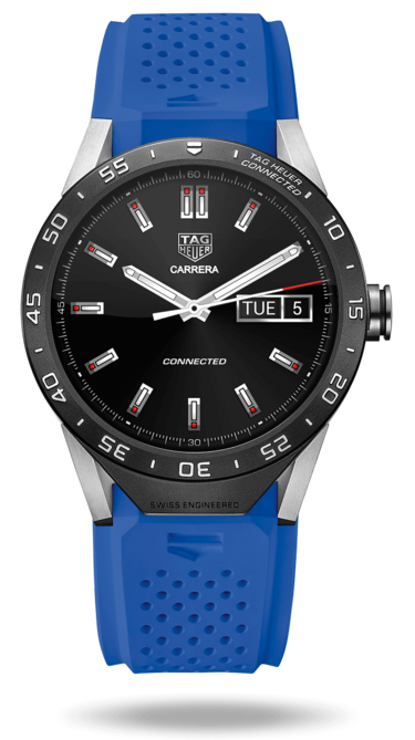 tag heuer smartwatch carrera