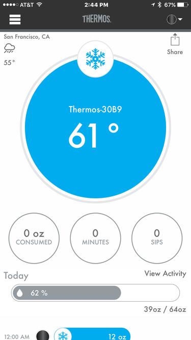 thermos ios app