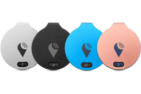 Trackr tags