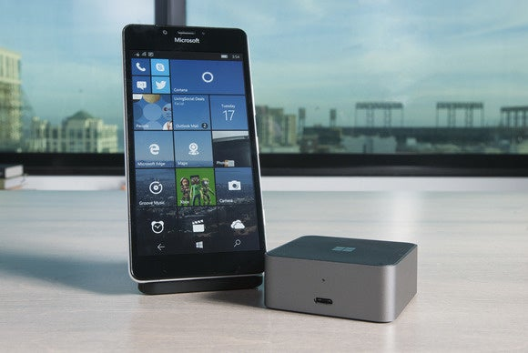 Lumia 950 Continuum and Display Dock