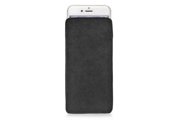 wrappers alcantara iphone