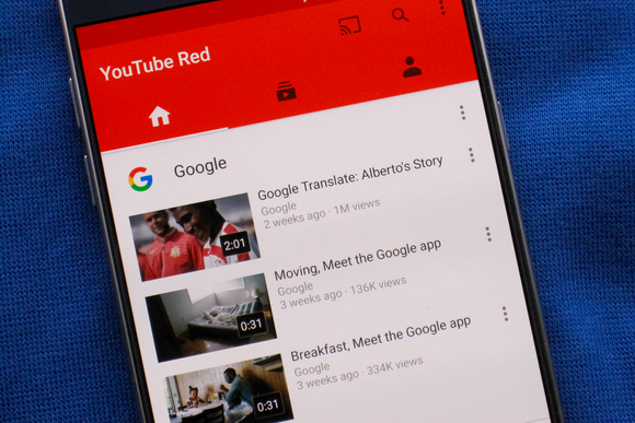 YouTube preps fast forward and rewind capabilities for its Android