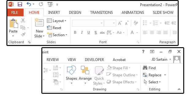 Check out PowerPoint 2016's best new features: charts
