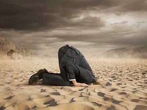 When it comes to the cloud, do CISOs have their heads in the sand?
