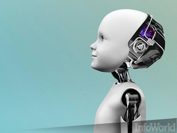 Robots programmed to learn like kids