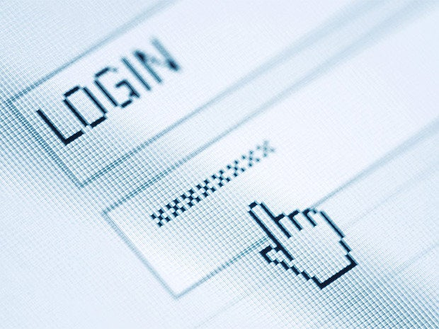 Colossal security mistake No. 7: Using a corporate password on the Web at large
