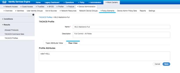 Net Admin Full Control