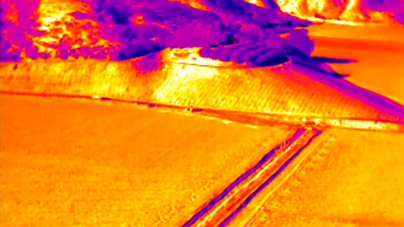 Flir To Develop Infrared Cameras For Dji Drones Pcworld