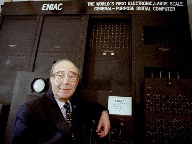 ENIAC lives!