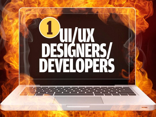 UI/UX designers/developers