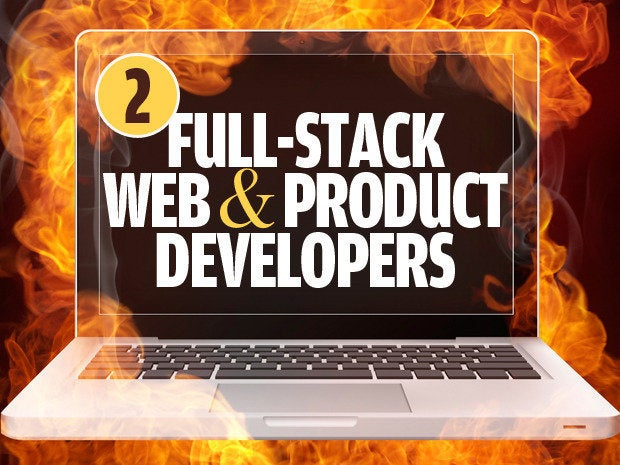 Full-stack Web & product developers