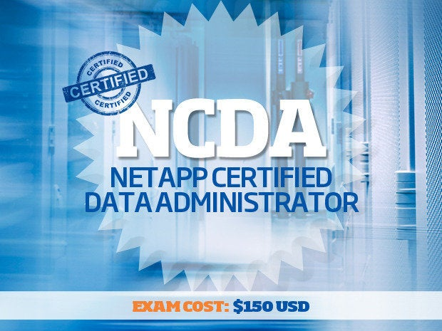 Top 7 storage certifications for IT pros - 3 ncda